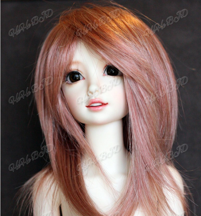 HeHeBJD 1 4 girl Yan free eyes free shipping toy hot sale fashion dolls gifts