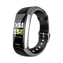 V1 Smart Bracelet Step Heart Rate Motoring Blood Oxygen Fitness Tracker for sport все цены