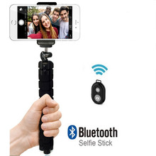 Elastyczny Mini statyw do aparatu telefonicznego akcesoria statyw Selfie Stick dla iphonea dla samsunga dla Xiaomi Go pro 9.25