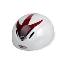 Ski Helmet ABS Ultralight Sports Helmet Speed Skating Scooter Roller Bike Bicycle Helmet KY-B005