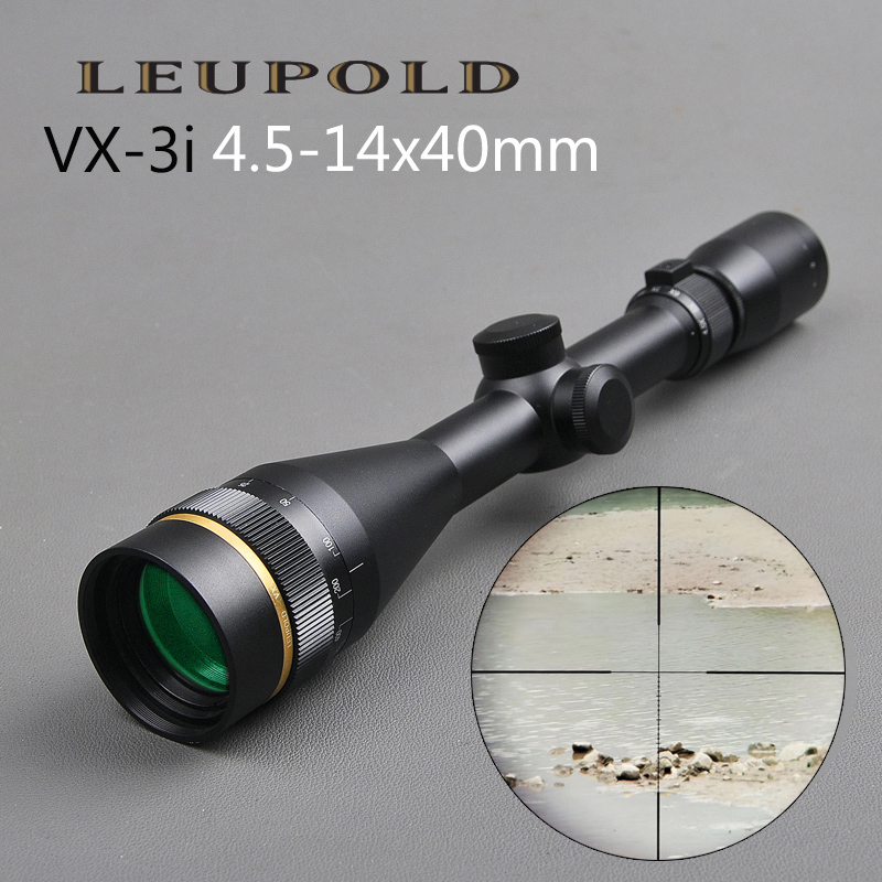 VX 3i 4 5 14X40 AO Rifle Sight Scope Tactical Riflescope Hunting Scopes Sniper Rifle Scope