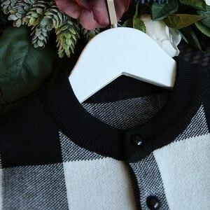 Image 4 - Humor Bear/осень 2019, новые комплекты одежды для девочек, повседневные клетчатые куртки с длинными рукавами + юбки, комплекты из 2 предметов для детей