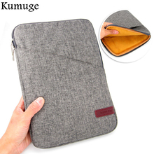 Tablet Liner Sleeve Pouch Bag for Lenovo Tab 2 A10-70F/L A10-30 3 X30F Case Cover Tab3 10 Business TB3-70F/M