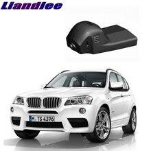Liandlee для BMW X3 F25 MK2 2010~ автомобильный дорожный рекорд WiFi DVR видеорегистратор для вождения