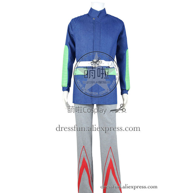 Star Trek V The Final Frontier Cosplay Spock Costume Full Set New Uniform Outfits Suit Halloween  sc 1 st  AliExpress.com & Star Trek V The Final Frontier Cosplay Spock Costume Full Set New ...