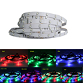 3528 led strip 5M/roll 60led/M led strips SMD 3528 DC12V safe led bar light RGB/white/warm white  RoHS CE