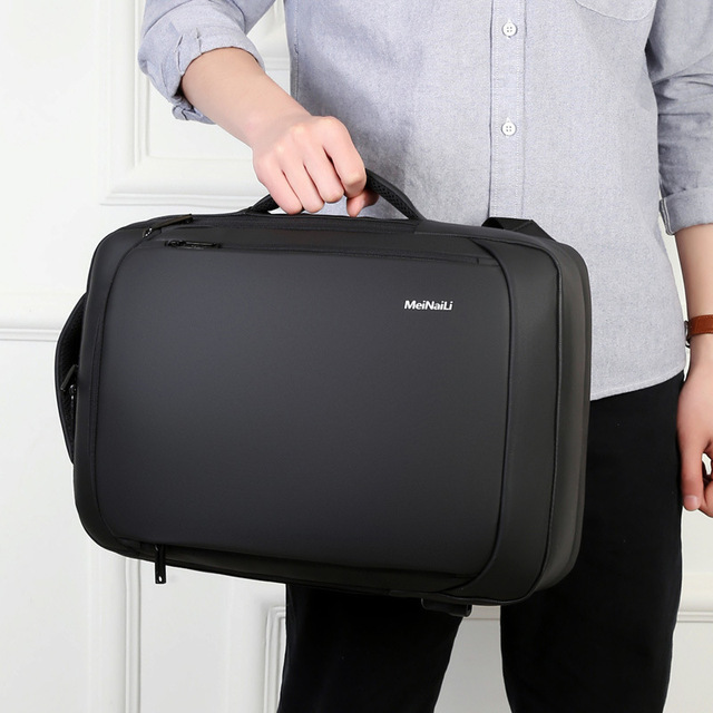 Business Travel Travel bags Travel Backpack With USB Charging