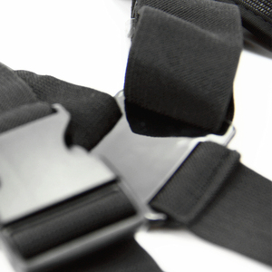 Image 4 - SnowHu für Gopro Zubehör Schulter Gurt Berg Chest Harness Adapter Für Go Pro hero 9 8 7 6 5 4 3 für Xiaomi Yi Sj4000 GP199