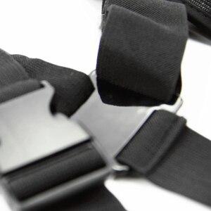 Image 4 - SnowHu per accessori Gopro adattatore per imbracatura pettorale per montaggio su tracolla per Go Pro hero 9 8 7 6 5 per fotocamera Yi 4K Sj4000 GP199