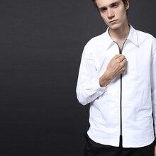 S-5XL! новая мужская одежда GD Hair Stylist модная подиумная многослойная рубашка с молнией сзади костюмы для певцов больших размеров