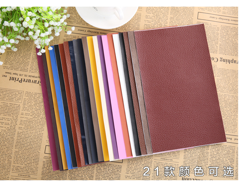 Large Self Adhesive Leather Cloth Adhesive Patch Sofa