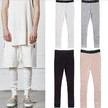 a3e1675231ec 2018 new top best version the fear god essentials fog pants sweatpants  justin bieber men women