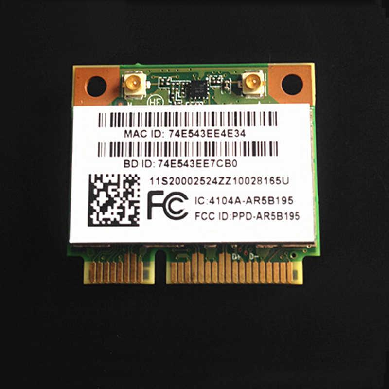 Ar5b195 802 11bgn Wifi Karta Bezprzewodowa Bt3 0 Dla Lenovo G580 Series Fru 20002524 Wireless Card Wireless Wifi Cardwifi Card Aliexpress