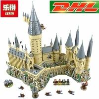 Compatible Legoings 71043 Lepin 16060 6742pcs Harry Magic Potter Hogwarts Castle School Kit Building Blocks Bricks Toy Model