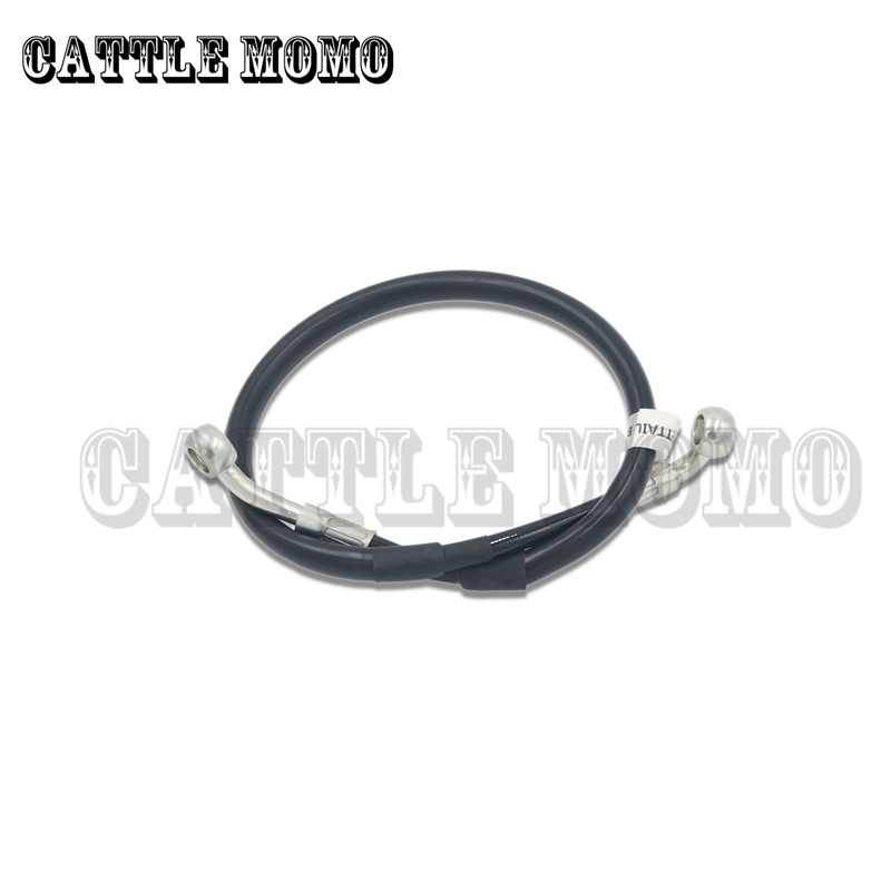 Rear Brake line Section 2 For 2013 2014 2015 Softail