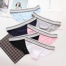 6e48afcf1e4 Wholesale big size underwear women cotton and lycra panties fours colors  size L XL XXL XXXL