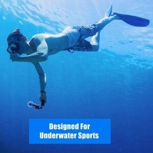 Image 4 - Original 30 m Dive Fall Shell Für Insta360 One X Schnorcheln Surfen Wasserdichte Zubehör