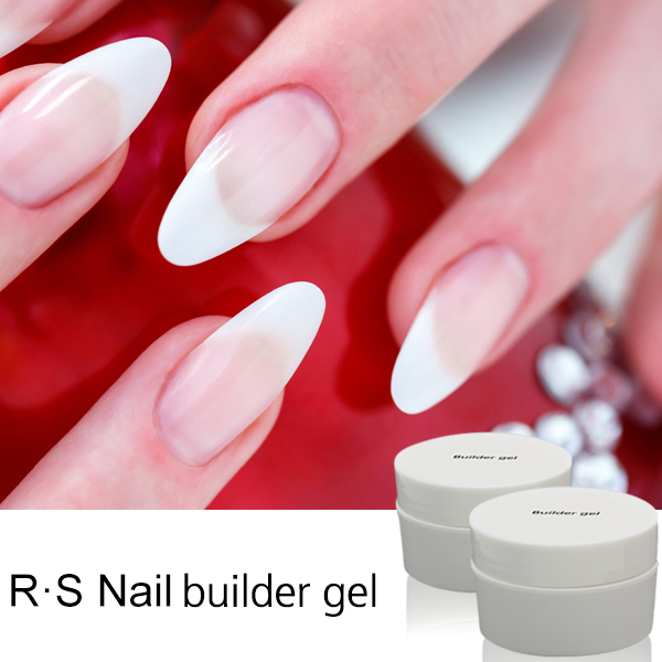 Rs Nail: RS Nail 15ml Builder Gel Poly Gel For Nail Extensions
