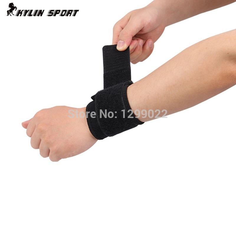 2016 new arrial adjustable sport wrist support mini elastic wrap strap wrist brace support for wholesale and
