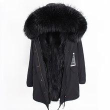 Winter Jacket Real Fur Men Promotion Achetez des Winter