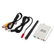Hot RC305 5 8Ghz 12V 200mW Wireless 8CH AV RX FPV Audio Video Receiver W Antenna