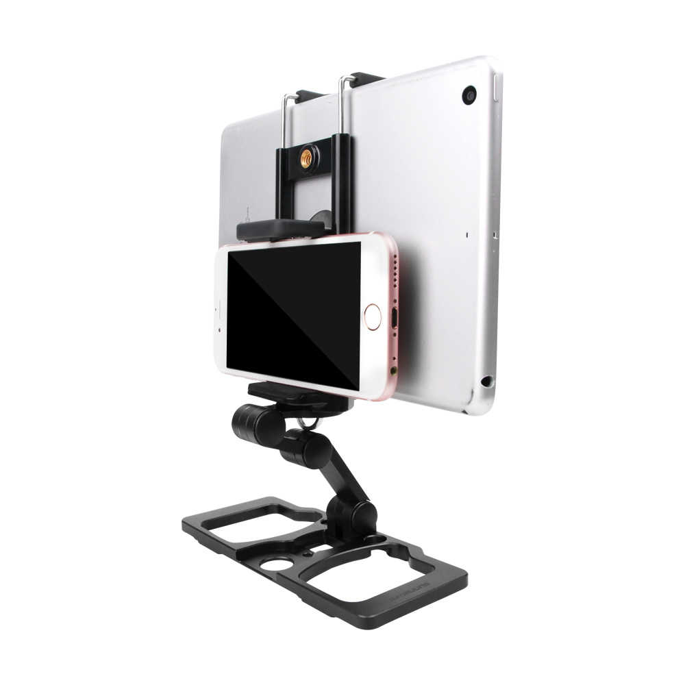 fb7d0c30c09 ... DJI Mavic 2 Remote Controller Tablet Stand CrystalSky Monitor Bracket  Clip Phone Metal Mounting Holder for ...