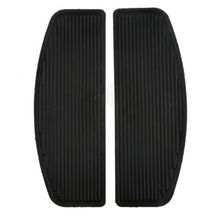 shrine Motorcycle Front Footboards Pad For Harley  Touring Road King Shrine FLHR