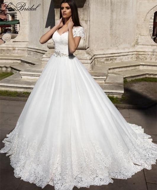 Aliexpress.com : Buy New Design Short Sleeves Wedding
