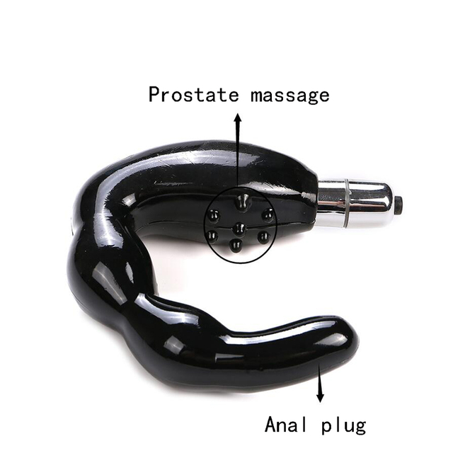 Waterproof Anal Sex Toys Prostate Massage point C G-spot Masturbators Stick Unisex Silicone Dldo Vibrator Sexy Products for Men 1