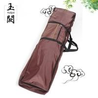 Yuque Guzheng Protective Carring Case / Portable Guzheng Bag / Case Cover For Guzheng Travel Bag Purple Color