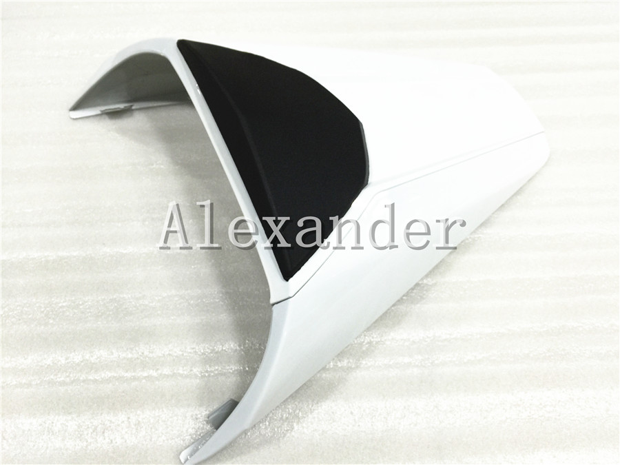 White Rear Seat Cover Cowl Solo Seat Cowl Rear For Honda CB650F CBR650F 2014 2015 2016 2017 CB CBR 650F 650 F 14 15 16 17