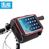 Roswheel Mountain Bike Bicycle Bag Touch Screen Cycling Pouch for IPad tablet Bike Bag Cycling Front Top Frame Handlebar Bag