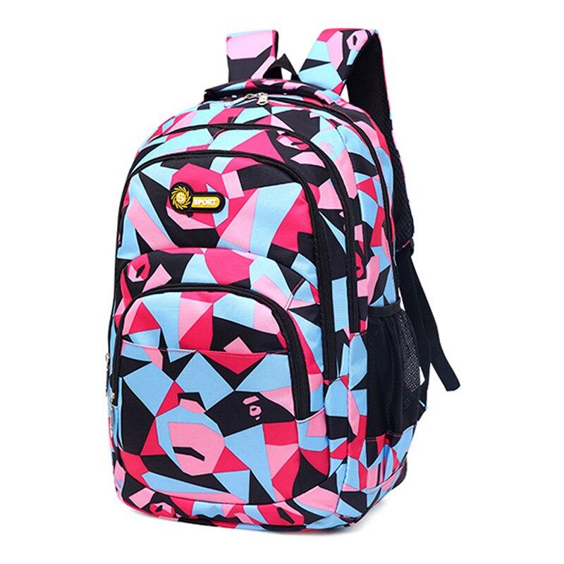 ZIRANYU nouveaux sacs d'école pour enfants pour adolescents garçons filles grande capacité école sac à dos étanche cartable enfants livre sac Mochila