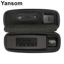 Hard EVA Travel Case for Bose Soundlink Mini I/ II & Soundlink Mini 1/ 2 Wireless Bluetooth Speaker Protective Storage Box Bag