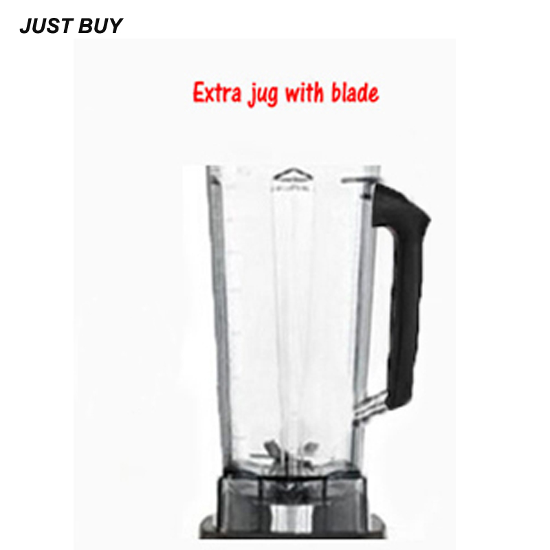 Blender parts jug jar container with six blades japan knife With rubber handle For JUST BUY---868