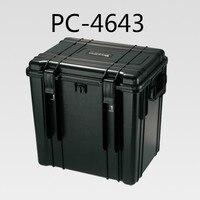 6.8 кг 478*370*448 мм ABS Пластик герметичные Водонепроницаемый Детская безопасность оборудования случае Портативный Коробки для инструментов сух