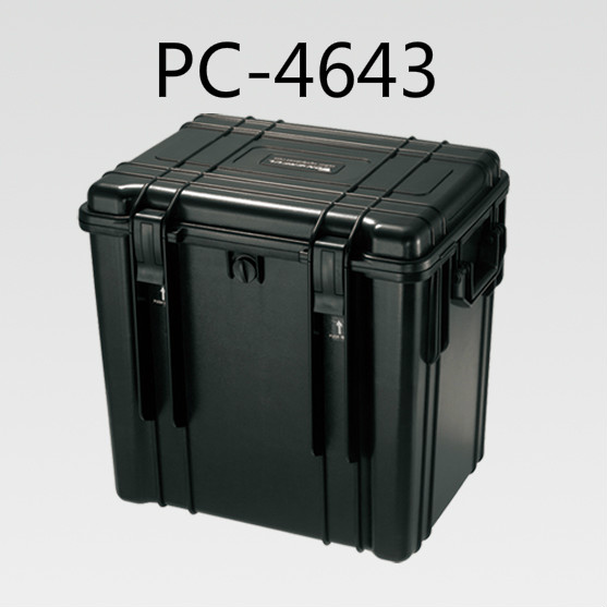 6.8 Kg 478*370*448mm Abs Plastic Sealed Waterproof Safety Equipment Case Portable Tool Box Dry Box Outdoor Equipment