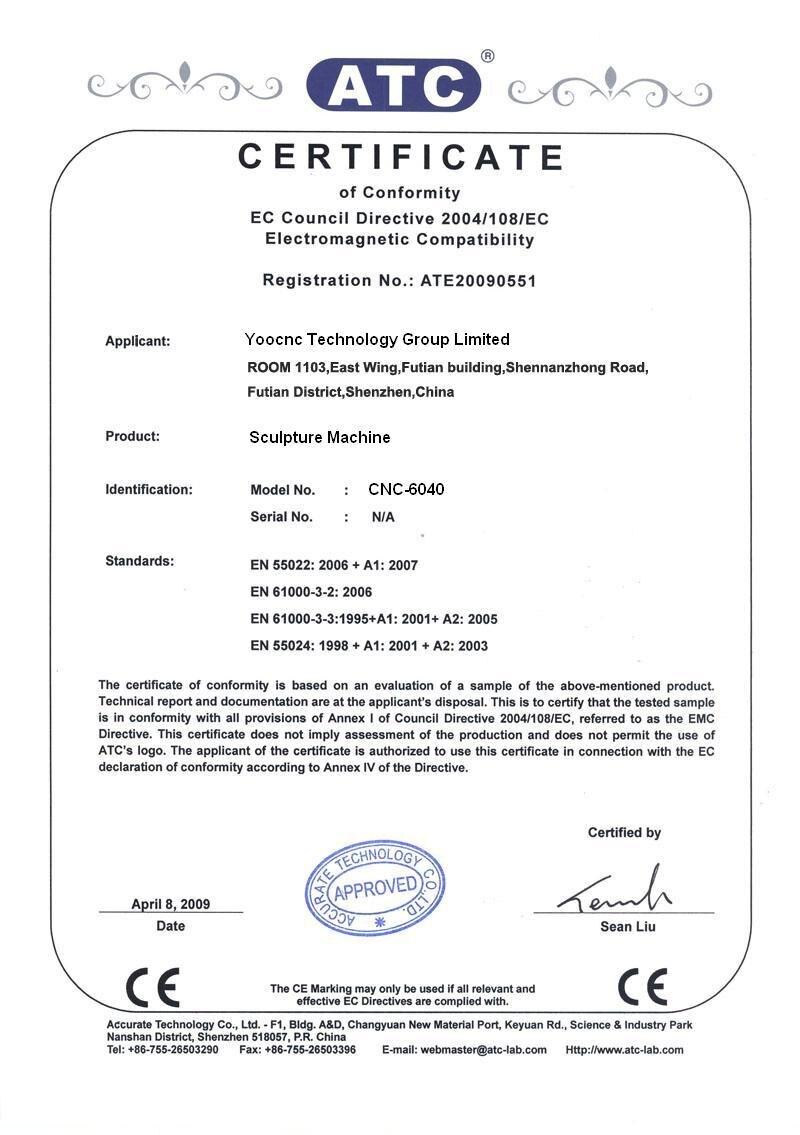 CNC 6040