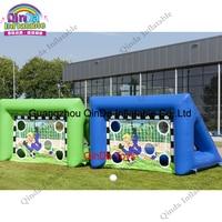 2016 new toys for kid soccer training equipment inflatable football goal