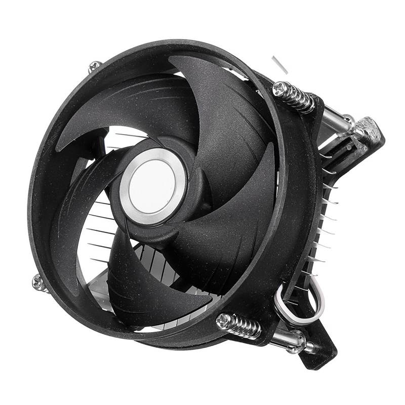 95mm Aluminum LED Heat Sink Fan 30W 50W <font><b>100W</b></font> High Power Light Bulb Lamp Cooling Cooler Fan LED <font><b>Heatsink</b></font> DC12V for DIY image