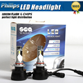 Car Styling Headlights 9005 HB3 H10 LED Bulb Auto Front Bulb 90W 10800lm  Headlamp High Power  Driving Car Light Auto Lamp Bulb