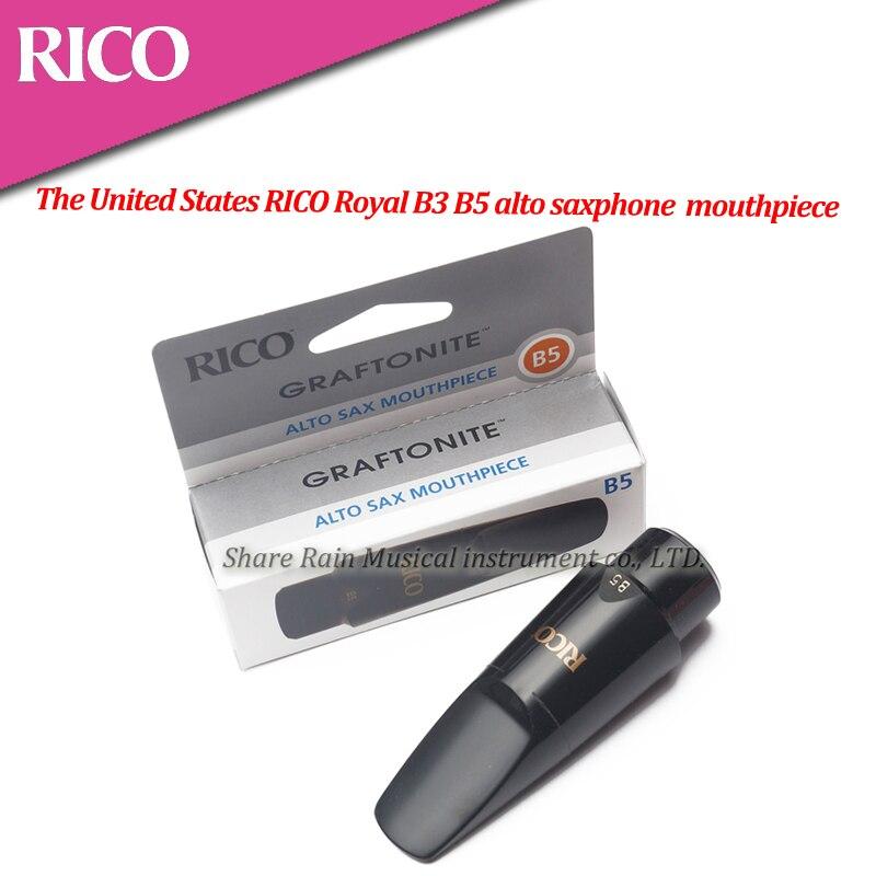 The United States RICO Royal B3 B5 Eb alto sax mouthpiece/ alto saxphone mouthpiece шкаф для ванной the united states housing