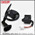 Brand New CDI + Coil for Yamaha PW 50 PW50 CDI Ignition Box Dirt Bike 2001-2009