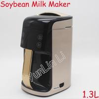Soybean Milk Machine Household Full Automatic Soybean Grinder Booking Function Dry & Wet Grinding Soybean Milk Maker DJ13R P10