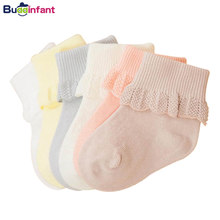 0584c01c8b9c61 Baby Girl Ruffle Socks Werbeaktion-Shop für Werbeaktion Baby Girl ...