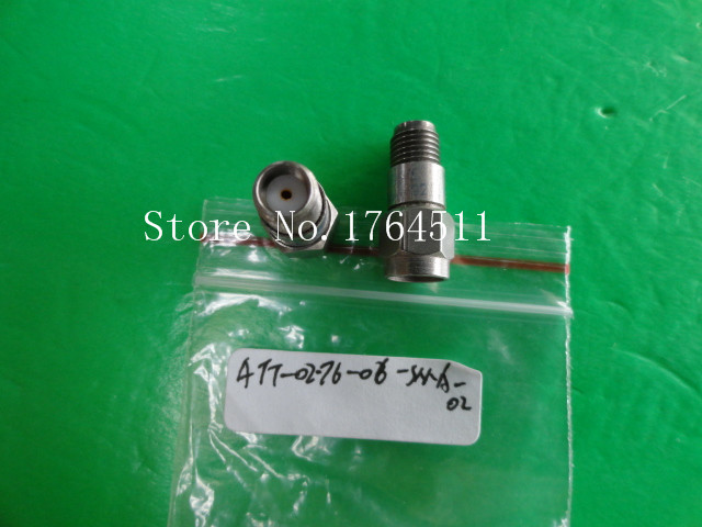 [BELLA] MIDWEST ATT-0276-06-SMA-02 12.4GHz 6dB 2W SMA Coaxial Fixed Attenuator  --3PCS/LOT