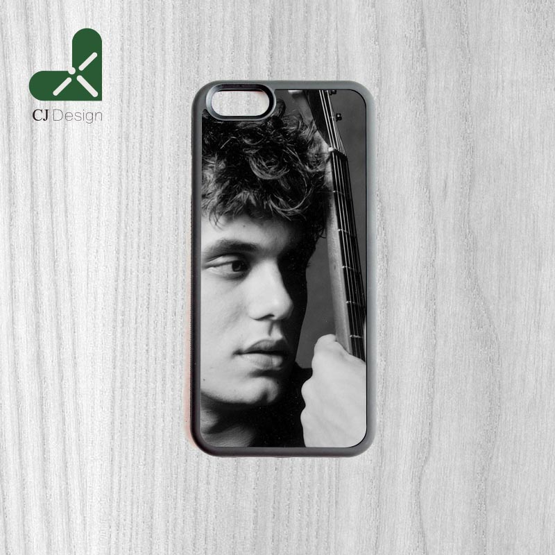 Fashion Original John Mayer Wallpaper Cell Phone Case