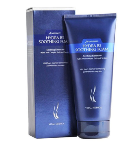 Hydra B5 Soothing Foam Cleanser 180ml hydra b5 soother 50ml soothing enhancer
