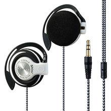 New Sport Earphones Ear-Hook Earpiece Stereo Headphones Headset