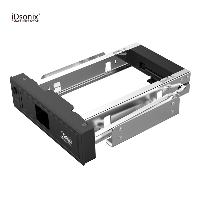 iDsonix 3 5 Inch internal SATA Hard Drive Enclosure HDD Frame Mobile Rack CD ROM Space
